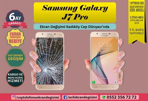 Samsung Galaxy J7 Pro Ekran Değişimi - 439 TL