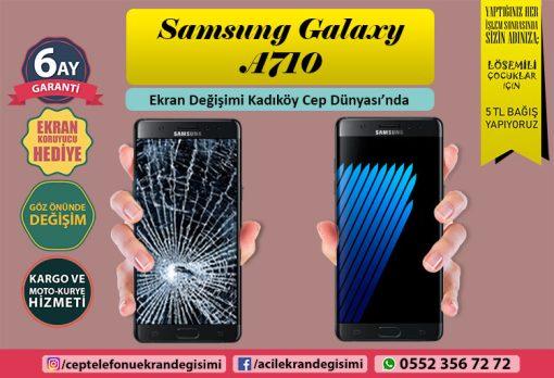 A7 2016 Ekran Değişimi - 339 TL