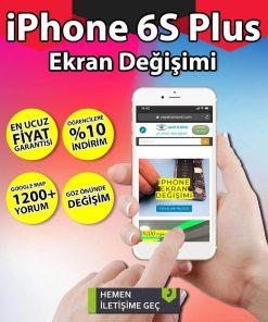 iphone 6s plus ekran değişimi fiyatı