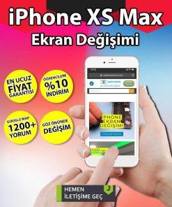 iphone xs max ekran değişimi fiyatı