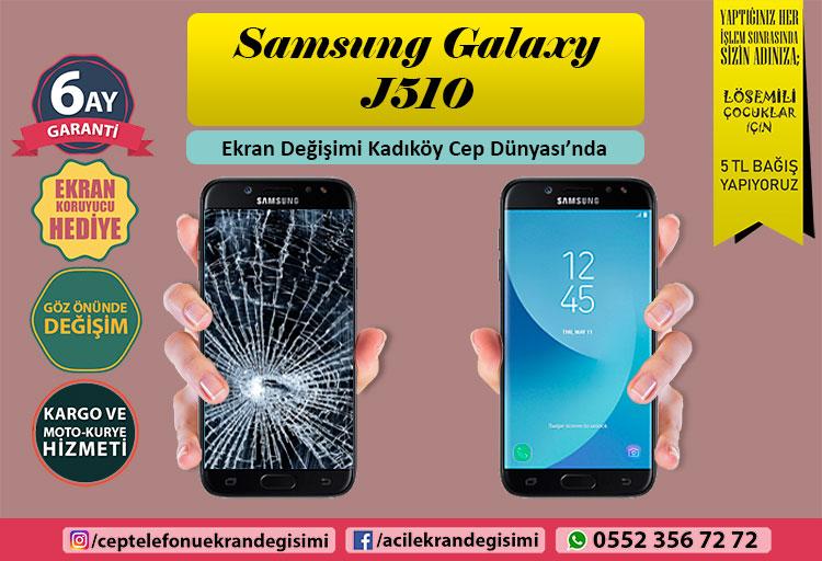 j510 ekran değişimi fiyatı
