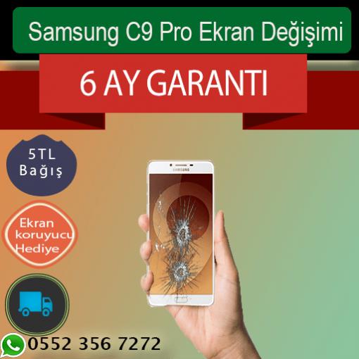 C9 Pro Ekran Değişimi - 799 TL