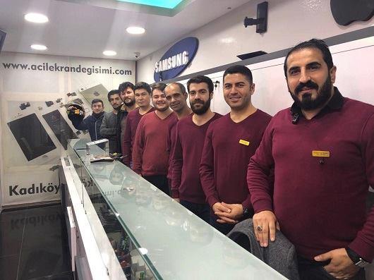 Asus Zenfone Live Ekran Değişimi Kadıköy Cep Dünyası!